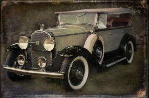 Vintage Auto by muffet1