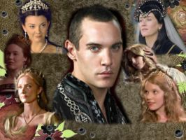 The Six Wives of Henry Tudor by AngelicaRose24