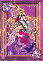 Super Sailor Moon by Teo-Hoble