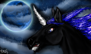 Nightmare and the badmoon by Wynnefox