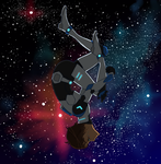 in the stars LANCE VER by Mirai-eats