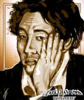 Park Chan Wook by o0Straw-Berry0o