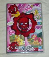 Gears of Ponies 3 front by RegnbogsRus