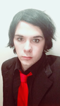 2005 Gerard Way cosplay by Doomed-Moon