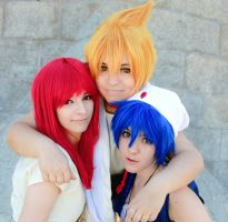 Friends Til the End - Magi : TLoM by NamiWalker
