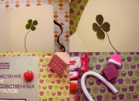 lucky clover which has 4petals by ai-mai