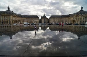 Bordeaux - Water mirror by LLukeBE