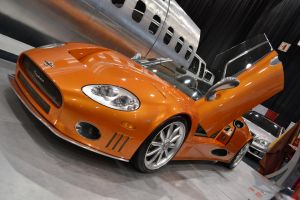 Spyker C8 Spyder by Anths95