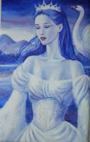 swan princess by dashinvaine