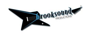 Brooksound Productions by carubialogo