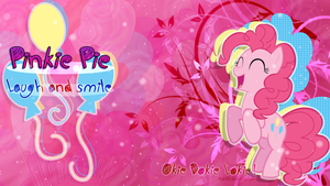 Wallpaper-Pinkie Pie by Karu12