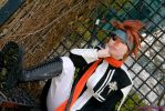 Lavi- Writer's Block by twinfools