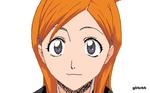 Inoue Orihime by glitchh