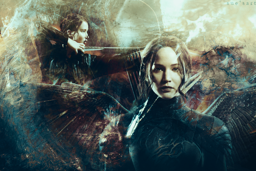 Free Size : The Hunger Games by SueDesigner