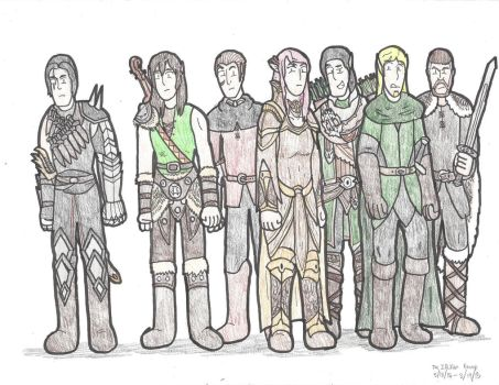 The Illkion Group by DWestmoore