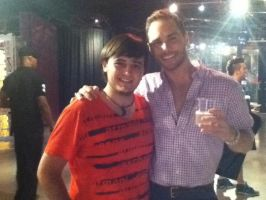 Me with Josh Strickland!! by jay3jay