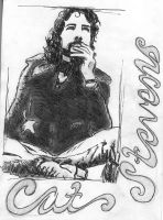 Cat Stevens by olivepencil