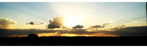 sunset.. NOT ANOTHER ONE by dannyp5000