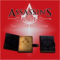 AC: The Codex of Ezio Auditore by DecanAndersen