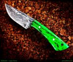 Radioactive Knife by Logan-Pearce