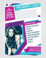 Photography Studio by pascreative