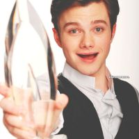 Chris Colfer by imagleekandproud