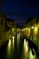 Little Canal by Verguenza