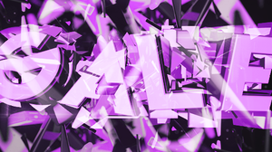 Text Effect Sample by GaleSerge