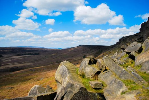 Stanage 3 by IllusiaX