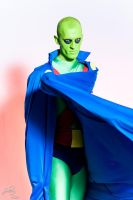 Martian Manhunter 6 by JaddenKorr