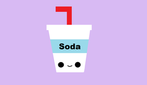 Kawaii Soda by KawaiiBow100
