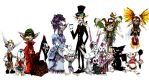 STEAMPUNK GOBLINS oogle's family protrait by Dollysmith