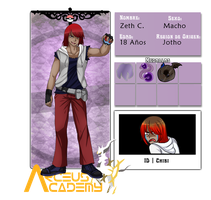 [AA] Pokemon Trainer Zeth -Actualizado- by saikias956
