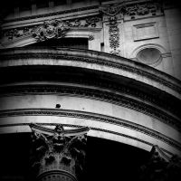 St Paul's details by lostknightkg