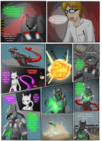 Project Red recreation: pg.5 by livinlovindude