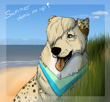 Summer cheers me up! - FAP by CaledonCat