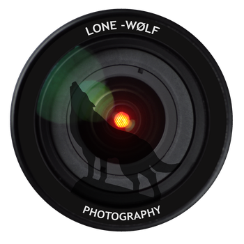Lone-Wolf Photography Logo by Jamezzz92