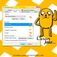 -Cursor Jake- by TeoOrellana