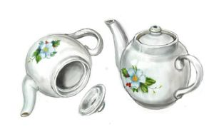 Small teapot by hrum
