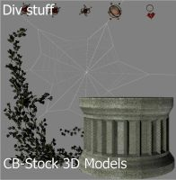 CB-3D Stock 22 by CB-Stock