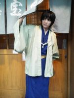Cos: after lunch by Rupyon