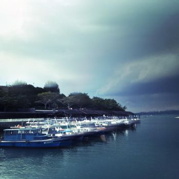 Changi Point Ferry by Eonity