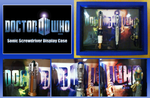 Nerdy Decor: Doctor Who Sonic Display by BurningArtist