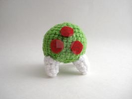 Mini Metroid by MoonYen