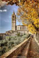 Assisi by OliverJules