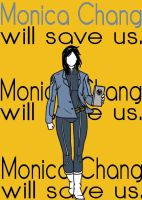 Monica Chang by blindfaith311