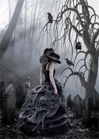 Solitary Procession by bloodygrave
