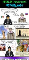 Hetalia mexico snaps - Motherland by chaos-dark-lord