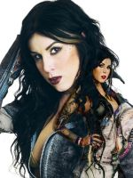Kat Von D Wallpaper 2 by XenatheConqueror