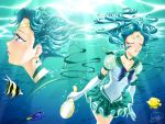 Eternal Sailor Neptune by foogie